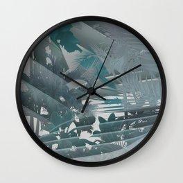 Mister Jungle Wall Clock