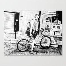 Tim Canvas Print