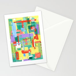 Cocktails in the City Stationery Cards