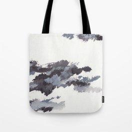 clouds_november Tote Bag