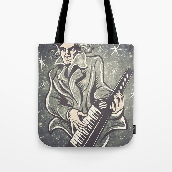 A change of tempo Tote Bag
