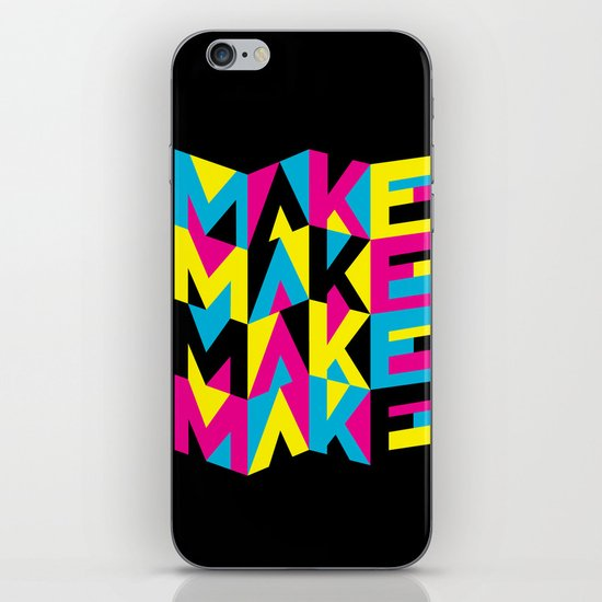 MYCK iPhone & iPod Skin