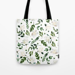 Magnolia Tree Tote Bag