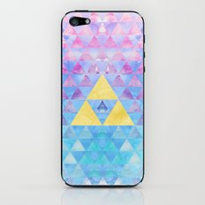 Zelda Geometry iPhone & iPod Skin