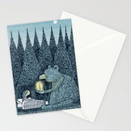 'Night Light' Stationery Cards