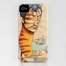 EASY, TIGER Slim Case iPhone (4, 4s)