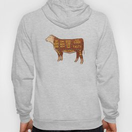 Cow Cuts Hoody