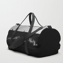 Sailboats from the seashore Duffle Bag