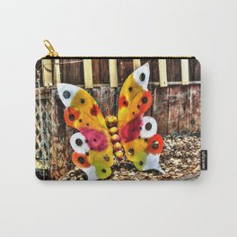 Iron Butterfly Carry-All Pouch