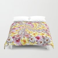 bali Duvet Covers featuring bali twist by gasponce
