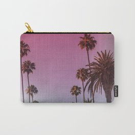 Palm Tree Romance Carry-All Pouch