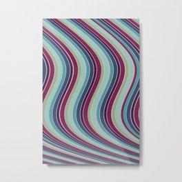 Pattern 7 Metal Print