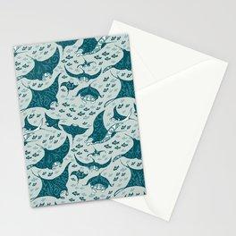 Manta ray Stationery Cards