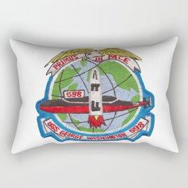 USS GEORGE WASHINGTON (SSBN-598) PATCH Rectangular Pillow