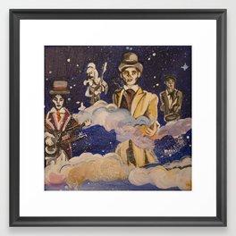 Tonight, Tonight Framed Art Print