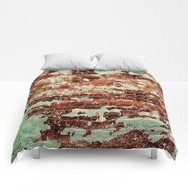 Half Naked Bricks Comforters
