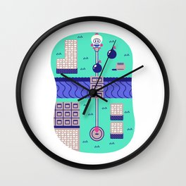 Overworld: Bomba Wall Clock
