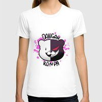 dangan ronpa T-shirts featuring Dangan Ronpa by zamii070