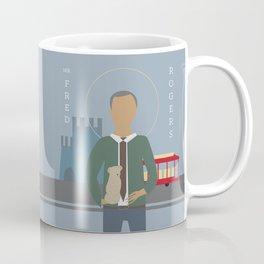 Mr. Rogers Icon Coffee Mug