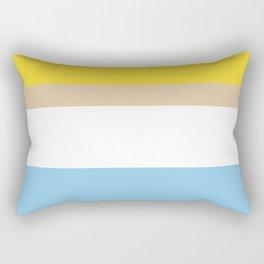 Colours of Homer Rectangular Pillow