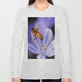 Agapanthus Africanus Long Sleeve T-shirt