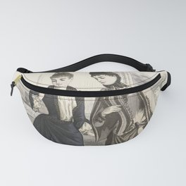 Victorian costume Fanny Pack