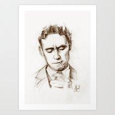 Fitzgerald Art Print
