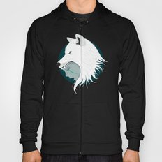 Boy Cries Wolf (White) Hoody