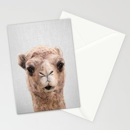 Camel - Colorful Stationery Cards