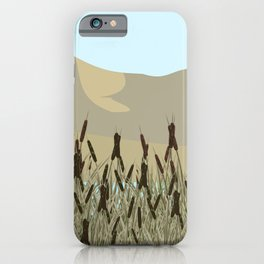Near to lake iPhone Case
