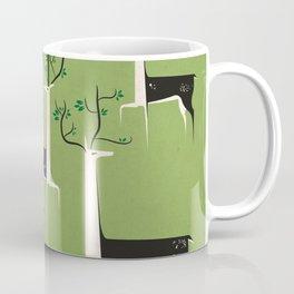 Deer Sprouting Coffee Mug