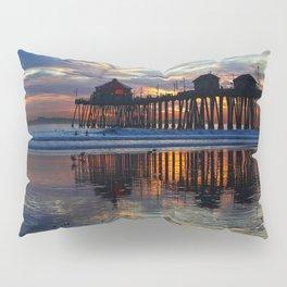 Sunset Huntington Beach   12/3/13  Pillow Sham