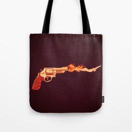 Quiverish Gunshot 1 Tote Bag