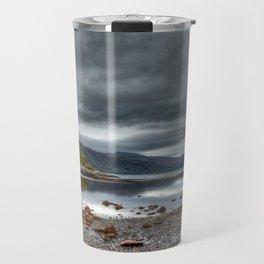 Beautiful landscape Argyll in Scotland Travel Mug