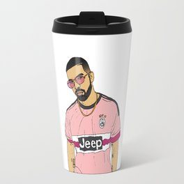 Drake Juventus Jersey Travel Mug