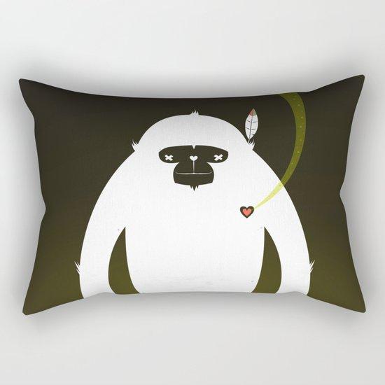 PERFECT SCENT - BIGFOOT 雪人 . EP001 Rectangular Pillow