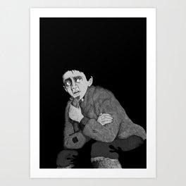 Tony Macarios Art Print
