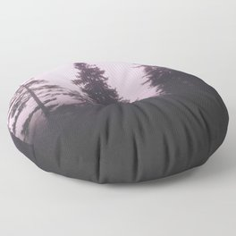 Leave In Silence Floor Pillow
