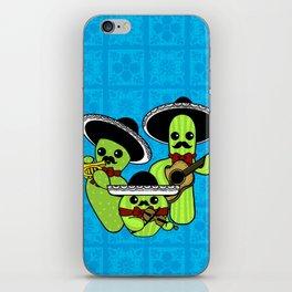 Los Nopalitos iPhone Skin