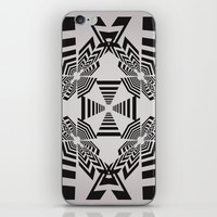 labyrinth iPhone & iPod Skins featuring Labyrinth by 13Halliwell