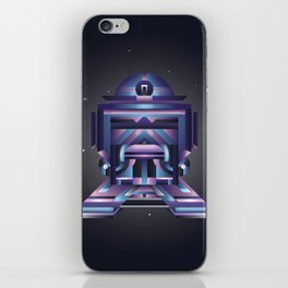 Rob the bot iPhone Skin
