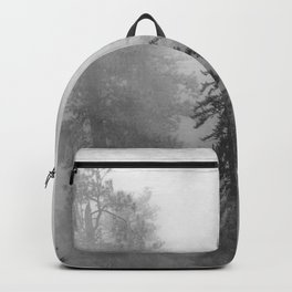 Forest In The Clouds - Nature Photography Backpack