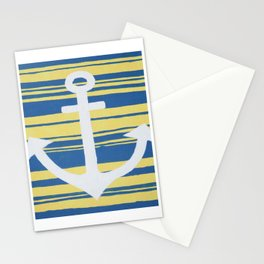Anchors Away! Stationery Cards