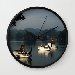 Ha long Bay Wall Clock