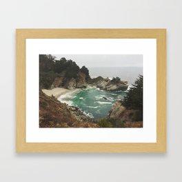 Big Sur - Julia Pfeiffer Framed Art Print