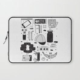 DON'T FORGET Laptop Sleeve