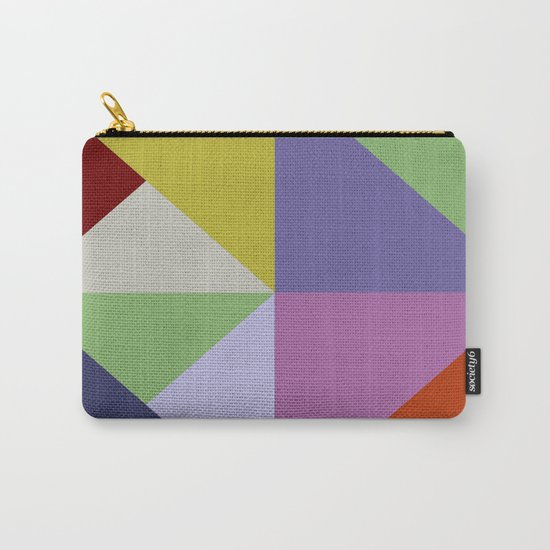 Abstract #270 Carry-All Pouch