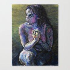 knot Canvas Print