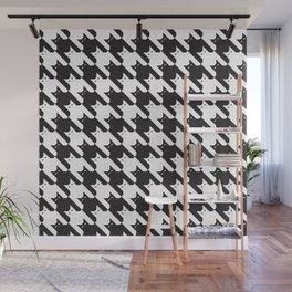 Catstooth Pattern Wall Mural