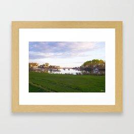 Kennebunk View Framed Art Print